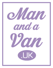 The logo of our Man and a Van service